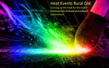 Heat Events Rural Qld logo