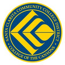 College of the Canyons Distance and Accelerated Learning Department logo
