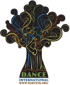 Dance International logo