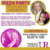 Pizza Party with Asia Monet Ray & Jordyn Jones