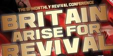 BRITAIN ARISE - BRITAIN ARISE FOR REVIVAL 2017  logo