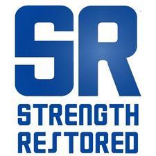 Strength Restored logo