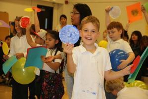 October BIGArt-- Jackson Elementary