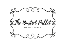 The Busted Pallet logo