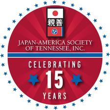 Japan-America Society of Tennessee, Inc. logo