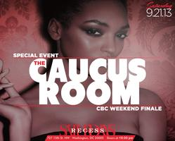 "NBLSA Hosts ""The Caucus Room"": CBC Weekend Finale"