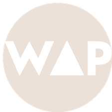 WAP - We Are the Projects logo