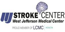 West Jefferson Medical Center Stroke Program  logo