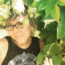 Dionne Jennings, YEG Community Herbalist logo