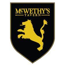McWethy's Tavern logo