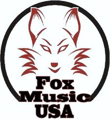 Fox Music USA...  logo