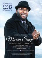 Oneness Gospel Concert w/Marvin Sapp