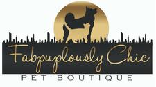 Fabpuplously Chic Pet Boutique logo