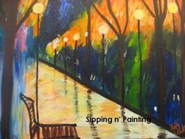 Sip N' Paint Larimer Square Fri July 6th 6pm