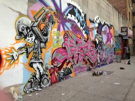 Bronx Lab - Street Art on the Grand Concourse