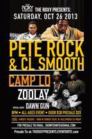PETE ROCK & CL SMOOTH, CAMP LO, ZOOLAY, DAWN GUN