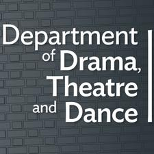 Department of Drama, Theatre & Dance - Royal Holloway, University of London logo