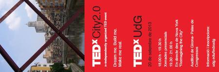 TEDxCity2.0 TEDxUdG