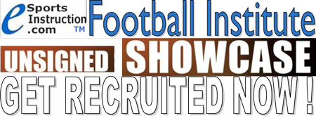 "Get Recruited ""Final Call"" 2013-2014 Play University Football..."