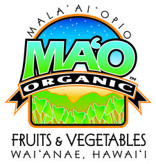 MA`O Organic Farms logo