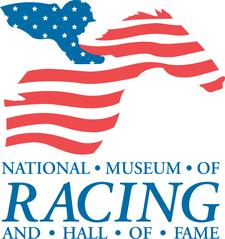 National Museum of Racing and Hall of Fame  logo