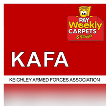 Keighley Armed Forces Association logo
