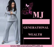 MJ GENERATIONAL WEALTH, LLC logo