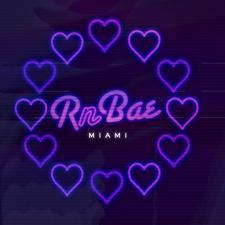 The RnBae Collective logo