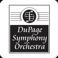 DuPage Symphony Orchestra logo