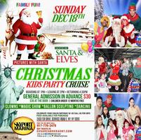 Kids Christmas Santa Clause Cruise (Boat Ride)