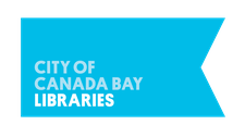School Holidays | City of Canada Bay Libraries logo