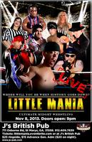 Little Mania - Midget Wrestling Show