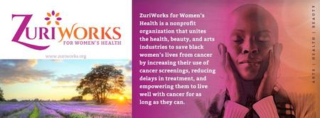 ZuriWorks Big Chop to Stop Cancer Anniversary Benefit