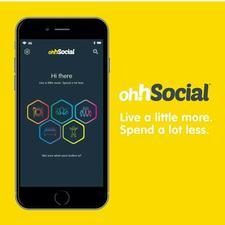OhhSocial logo