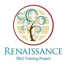 The Renaissance TRIO Training Project logo
