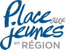 Place aux jeunes en région logo