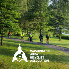 The Washington Area Bicyclist Association logo