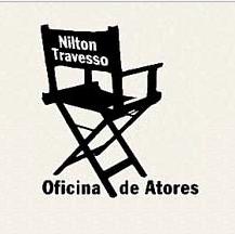 Oficina de Atores Nilton Travesso logo