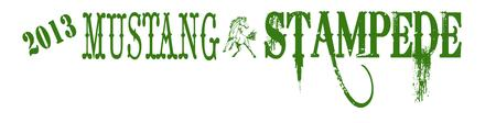 2013 Mustang Stampede