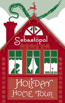 Pleasant Hill Christian School/ Sebastopol Holiday Home Tour logo