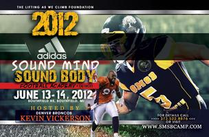 2012 Adidas Sound Mind Sound Body Football Academy