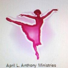 APRIL L. ANTHONY MINISTRIES logo