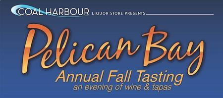 Pelican Bay Fall 2013 Wine Tasting