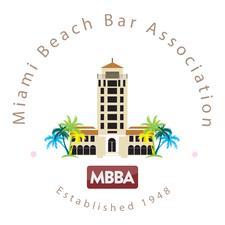 Miami Beach Bar Association logo