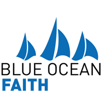 Blue Ocean Faith logo