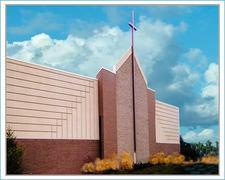 Risen Christ Lutheran Church logo