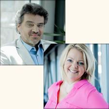 Anick Lapratte et Alain Williamson logo