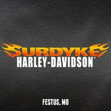 SURDYKE HARLEY-DAVIDSON logo