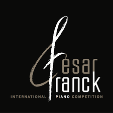 César Franck International Piano Competition logo