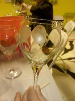 Design Your Own Wine Glass- Etch Class